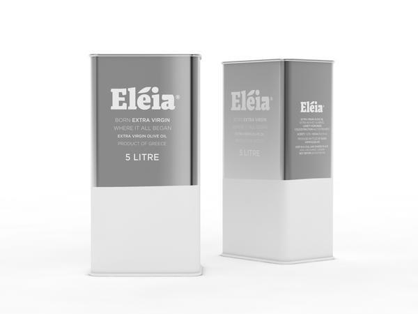 Eléia Premium Olivenöl Extra Vergine, 5 Liter Kanister