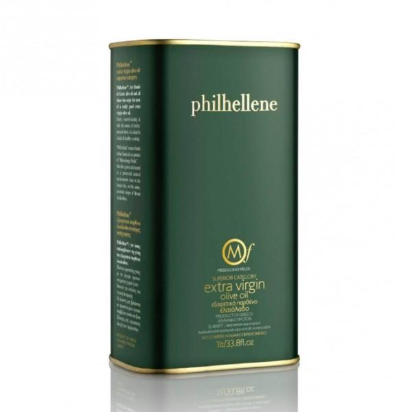 Messolongi Philhellene Premium Olivenöl Koutsourelia/Koroneiki, 1 Liter