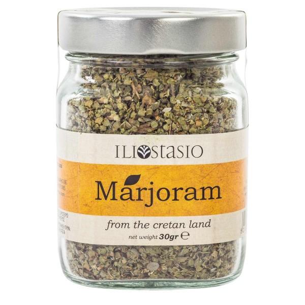 Kretischer Majoran, 30 g Glas