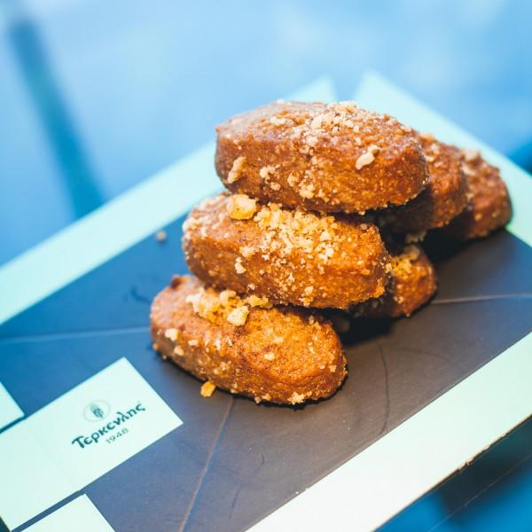 """""""Terkenlis"""" Premium Melomakarona Walnuss biscuits, 450gr"""