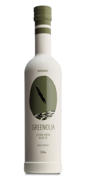 Greenolia Bio Extra Virgin Olive Oil Amfissis Koroneiki, 500 ml