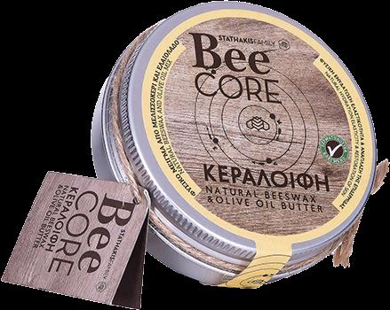 """Stathakis Family"" Bee Core Keralifi Wachssalbe, 30gr"