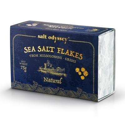 ´Salt Odyssey´,Meersalzflocken (natürlich), 75 g