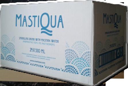 MASTIQUA, BOX 24 Flaschen