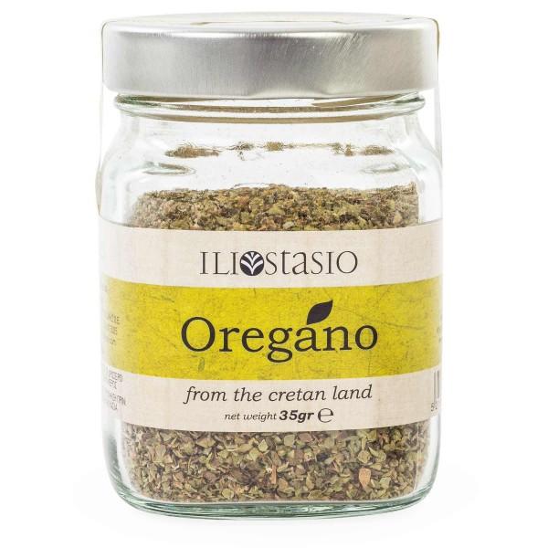 Kretischer Oregano, Rigani, 35 g Glas